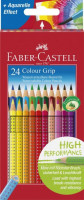 Faber-Castell Colour Grip 24er ETUI