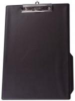 850210023-Klemmbrett-mit-Folienueberzug-schwarz