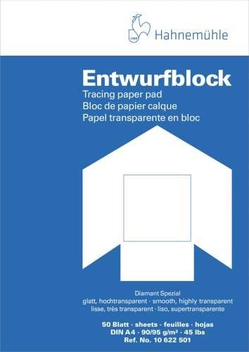 Transparentpapier 90/95 g/m²