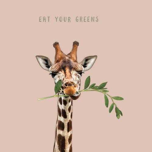 CHIC MIC Serviette Napkin Eat your greens