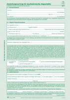 RNK 541 Anstellungsvertrag für kaufmännische Angestellte