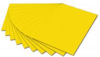 272001-14-Folia-Fotokarton-A4-300-g-qm-gelb-50-Blatt-gelb