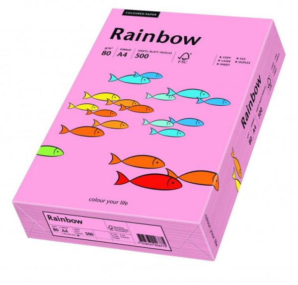 Rainbow Kopierpapier Pastell rosa