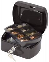 Geldkassette 255x200x85mm schwarz