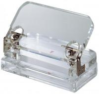 Maul Locher Acryl 2mm glasklar