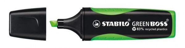 Textmarker Stabilo® Green Boss grün