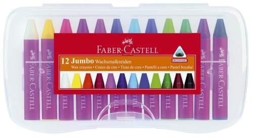 Faber-Castell Jumbo Wachsmalkreiden