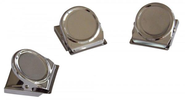 Magnetklammer Magnetclip 3 Stück