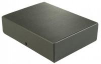ELBA Dokumentenmappe 85mm schwarz
